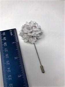 09e7373c1e57e Image is loading Mens-Lapel-Flower-Wedding-Party-Wear-Mens-Accessories-
