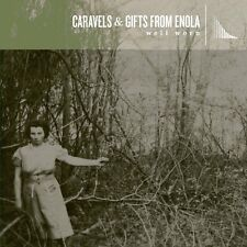 GIFTS FROM ENOLA / CARAVELS - Split LP, NEW Caspian, Mogwai, Explosions in the..