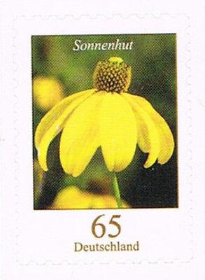 Gutherzig 2715 ** Brd 2009, Skl. Aus Fb, Sonnenhut
