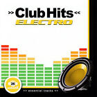 Club Hits: Electro by Various Artists (CD, Jul-2007, 2 Discs, SPG)