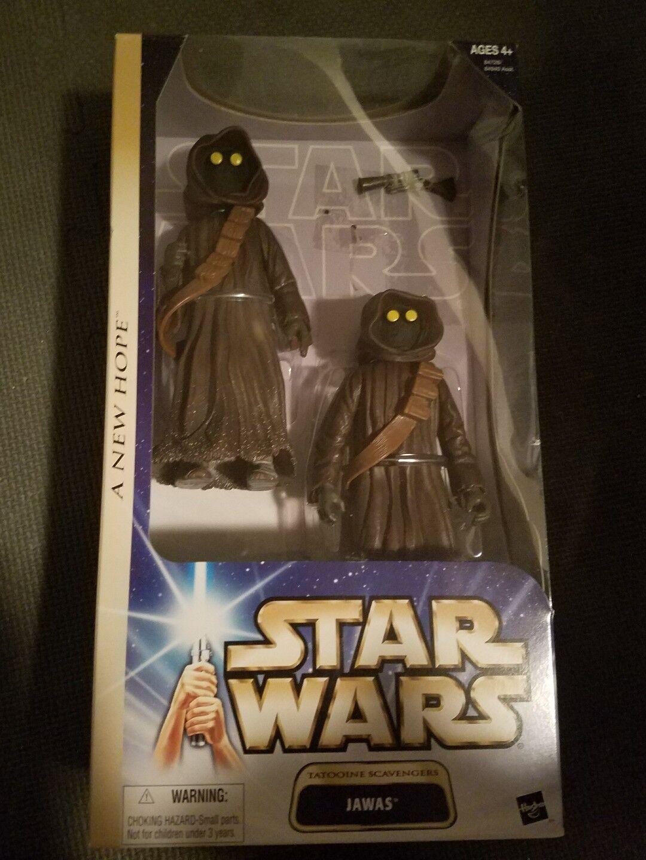 Star wars jawa action figure