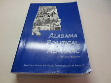 Alabama Political Almanac 1997 by Samuel H. Fisher, James Glen Stovall and Pa...