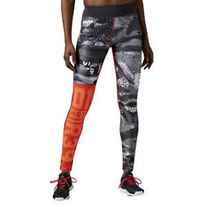 Trousers-Reebok-One-Series-Elite-Mesh-Tight-Women-Leggings-Training-Gym-Running