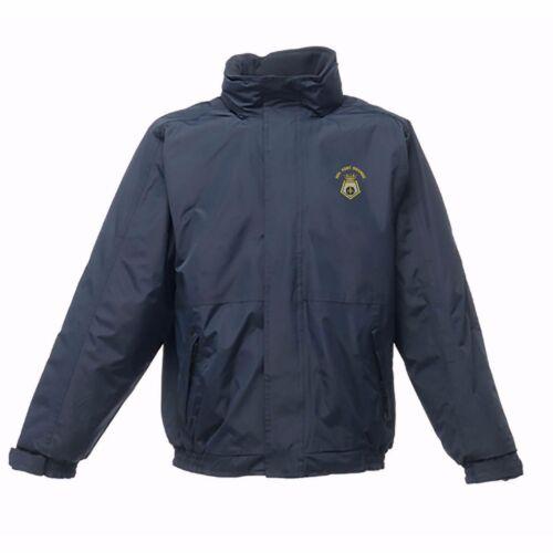 RFA Fort Grange Waterproof Regatta Jacket Fleece lined