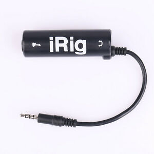 1pcs-Guitar-Interface-IRig-Converter-Replacement-Guitar-for-Phone-New