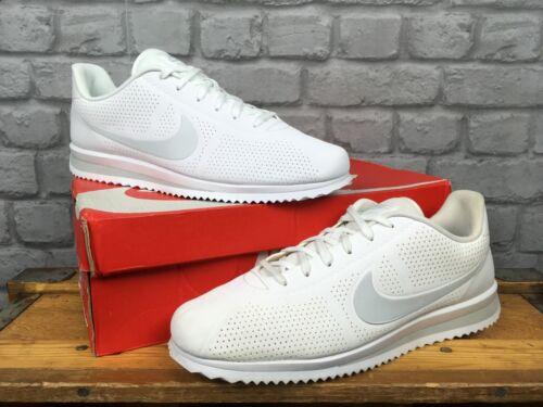 Cortez blanco Uk Ultra Moire 5 45 puro Mens Eu Nike entrenadores 10 5 platino vqBBwS