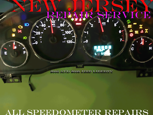 Image Is Loading 2006 2007 2008 Jeep Liberty Instrument Cer