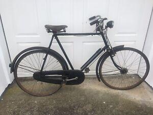 "Bicycle Bell RUDGE BIG LOGO 1/"" For Rudge Vintage Bicycle"