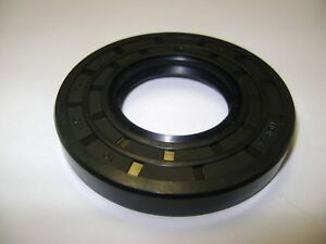 NEW TC 12X25X7 DOUBLE LIPS METRIC OIL DUST SEAL 12mm X 25mm X 7mm
