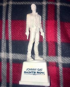Saints Row Iv Johnny Gat Limited Edition Memorial Statue Figure Oop