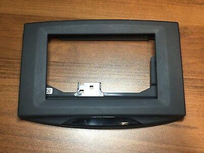 """65509203884 Frontblende 8"""" Schwarz Rse Monitor Bmw F01 F02 F10 F11 F07 F18"""