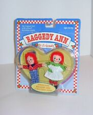 NIB Raggedy Ann and Friends Springtime Raggedy Ann and Andy Doll Kenner Hasbro