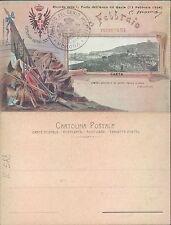 1^ FESTA DELL'ARMA DEL GENIO - 13 FEBBRAIO 1904 -  (rif.fg.12588)