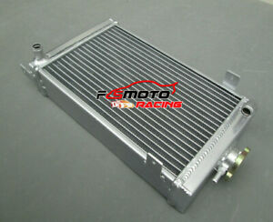 3-ROWS-56mm-ALUMINUM-RACING-RADIATOR-FOR-GAS-SHIFTER-KART-GO-KART
