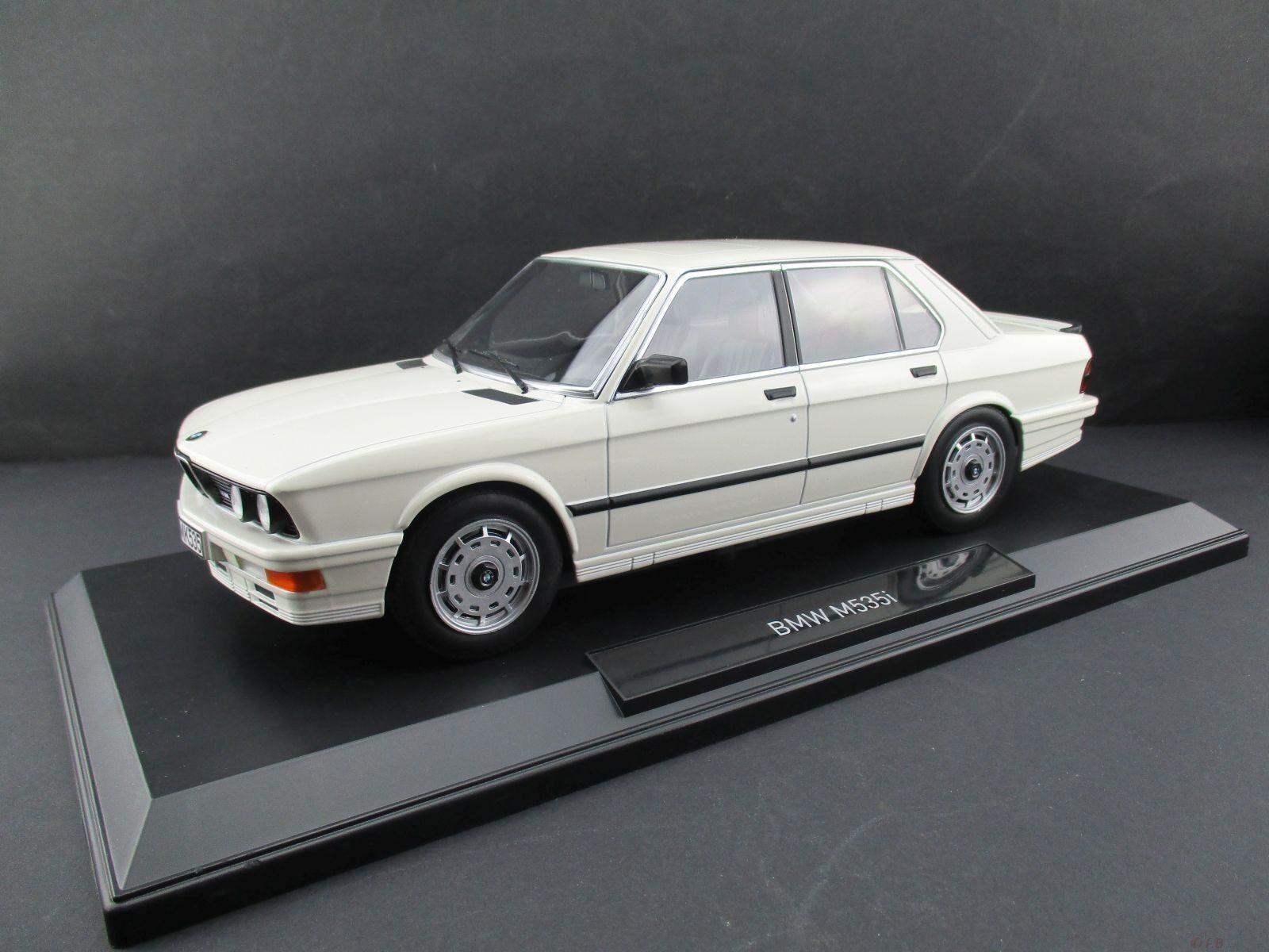 BMW M535 I  1986  Limitiert auf 1.000 Stück  Norev  Maßstab 1 18  OVP  NEU
