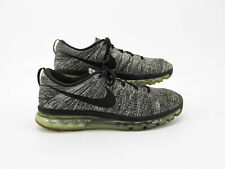 b8a1c042f0d item 3 Nike Flyknit Air Max Men Gray Running Sneaker Shoe Size 13M Pre Owned  HJ -Nike Flyknit Air Max Men Gray Running Sneaker Shoe Size 13M Pre Owned HJ