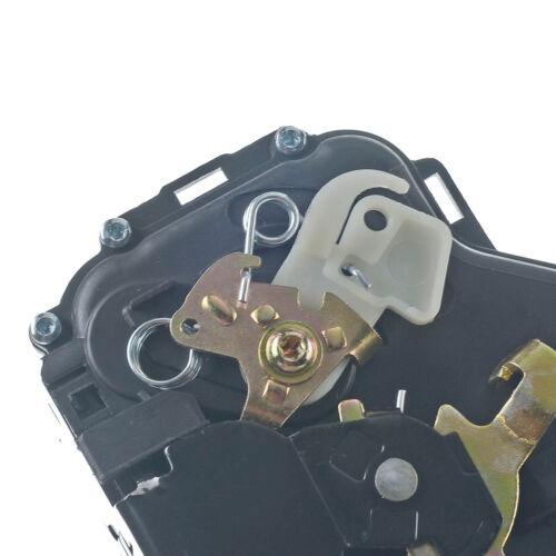 Cerradura de cierre centralizado servomotor delantero izquierdo para audi a4 8e a6 4b