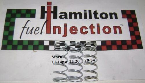 GM Throttle Body 28-34psi High Performance//Late 7.4l Regulator Spring TBI