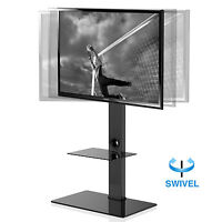Fitueyes Tv Stands With Mount For Entertainment Center Lcd/led 32-65 Plasma Tvs