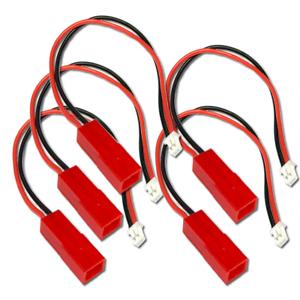 5x-Stueck-1S-Lipo-Akku-Adapter-JST-Male-auf-1-25mm-1-25mm-2PIN-Micro-JST-Stecker