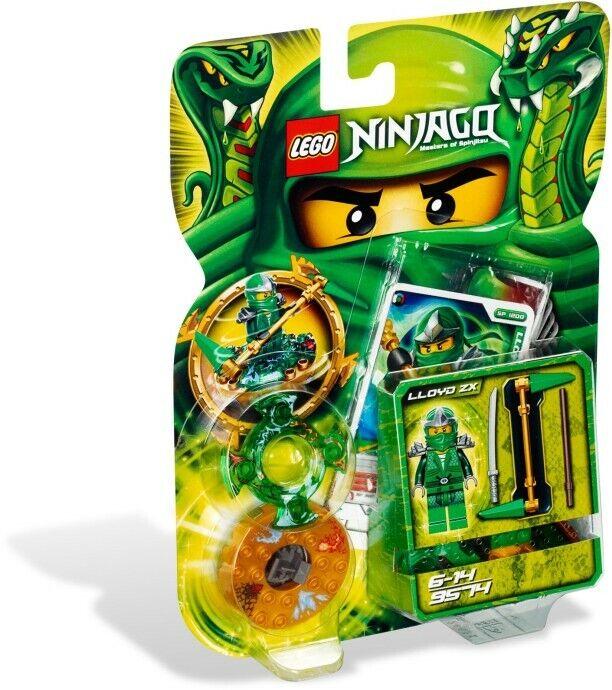 Lego Ninjago 9574 Lloyd ZX Brand New Sealed