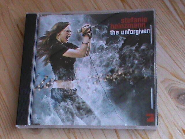 STEFANIE HEINZMANN - THE UNFORGIVEN  *Maxi-CD + THE MOVIE (Video)*  RARE