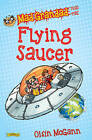 Mad Grandad and the Flying Saucer by Oisin McGann (Paperback, 2016)