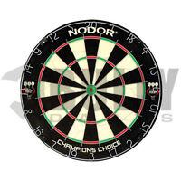Nodor Champions Choice dartboard - training board small trebles & doubles
