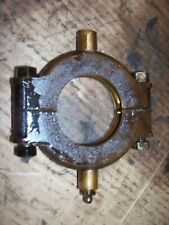 Vintage Ji Case Sc Tractor Clutch Throw Out Bearing Brass Nice Part 1950
