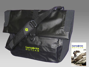 Samsonite-Bandolera-Bolso-Asa-Corta-Outlab-Pereza-Impermeable-Superfabric
