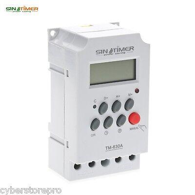 SINOTIMER 12V 24 Ore Programmabili Mini Interruttore Orario