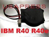 Ibm Thinkpad R40e R40 Cmos Battery 91p8199 92p0991