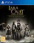 Lara Croft and the Temple of Osiris -- Gold Edition (Sony PlayStation 4, 2014) - European Version