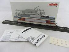 Märklin 3321 Serie BB 15 065 der SNCF orange-grau, neuwertig mit OVP