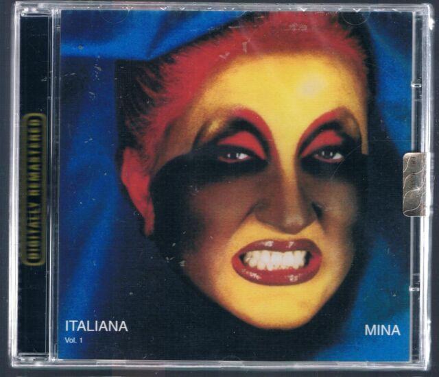MINA ITALIANA  VOL. 1 CD REMASTERED SIGILLATO!!!