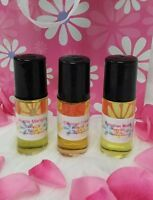 1.25 Oz Patchouli Vanilla Perfume Body Oil Roll On Fragrance One Bottle