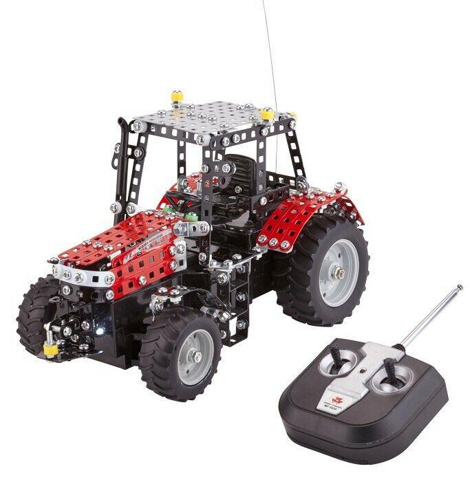 Tronico Construcción Metálica Junior Serie RC Massey Ferguson MF-5340 Tractor