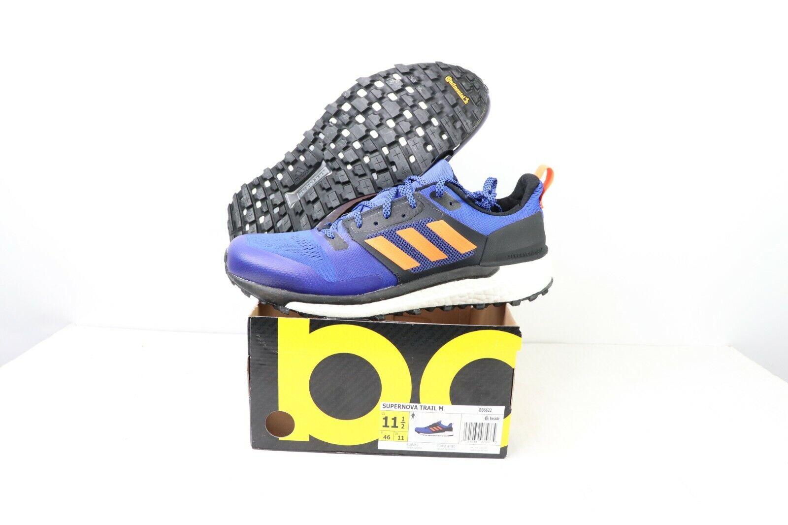 Neu Neu Neu Adidas Boost Herren Größe 11.5 Supernova Trail Outdoor Running Jogging  allgemeine hohe Qualität