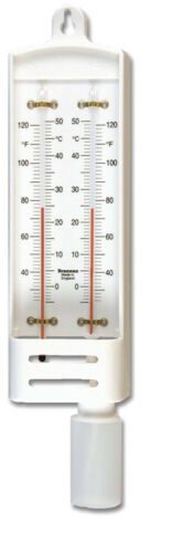 Masons Hygrometer C&F Wet & Dry Bulb Weather Air Humidity Moisture - 13/222/3