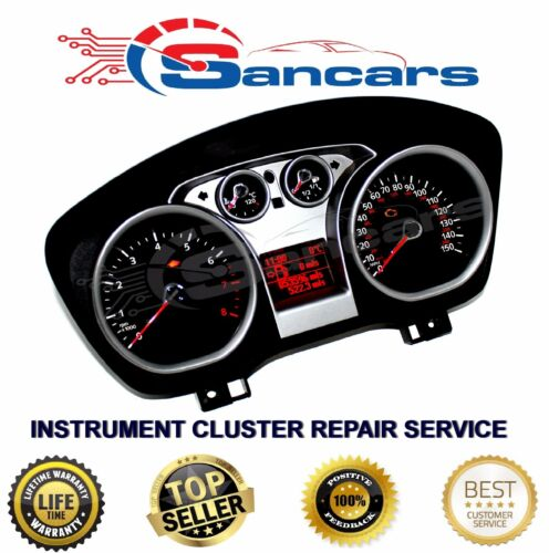 KUGA 2007-2011  INSTRUMENT CLUSTER  REPAIR SERVICE FORD FOCUS,C-MAX