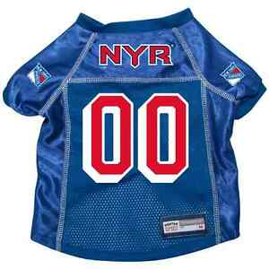 NEW-NY-YORK-RANGERS-PET-DOG-PREMIUM-ALTERNATE-JERSEY-w-NAME-TAG-ALL-SIZES