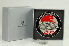 2015 Porsche 911 991 Grill Badge Emblem Club Plakette Kühlergrill limited WAP