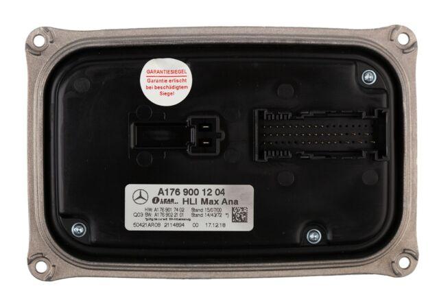 ✅ LED Headlight Control Unit Mercedes-Benz A1769001204 New Original
