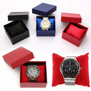 Wholesale-Present-Gift-Box-Case-For-Bangle-Ring-Earrings-Wrist-Watch-Box