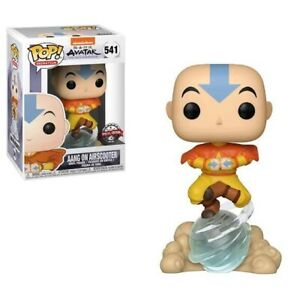 Funko-Pop-Vinyl-Animation-Avatar-Aang-On-Airscooter