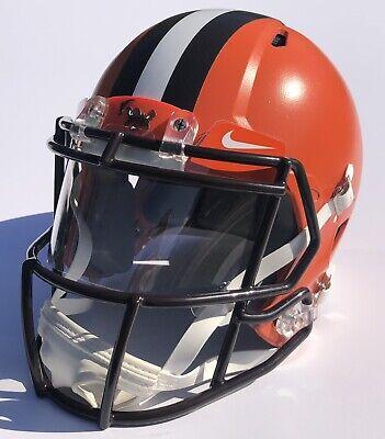 Custom Red Patriots Football Helmet Visor QUICK-RELEASE Clips FS Helmet