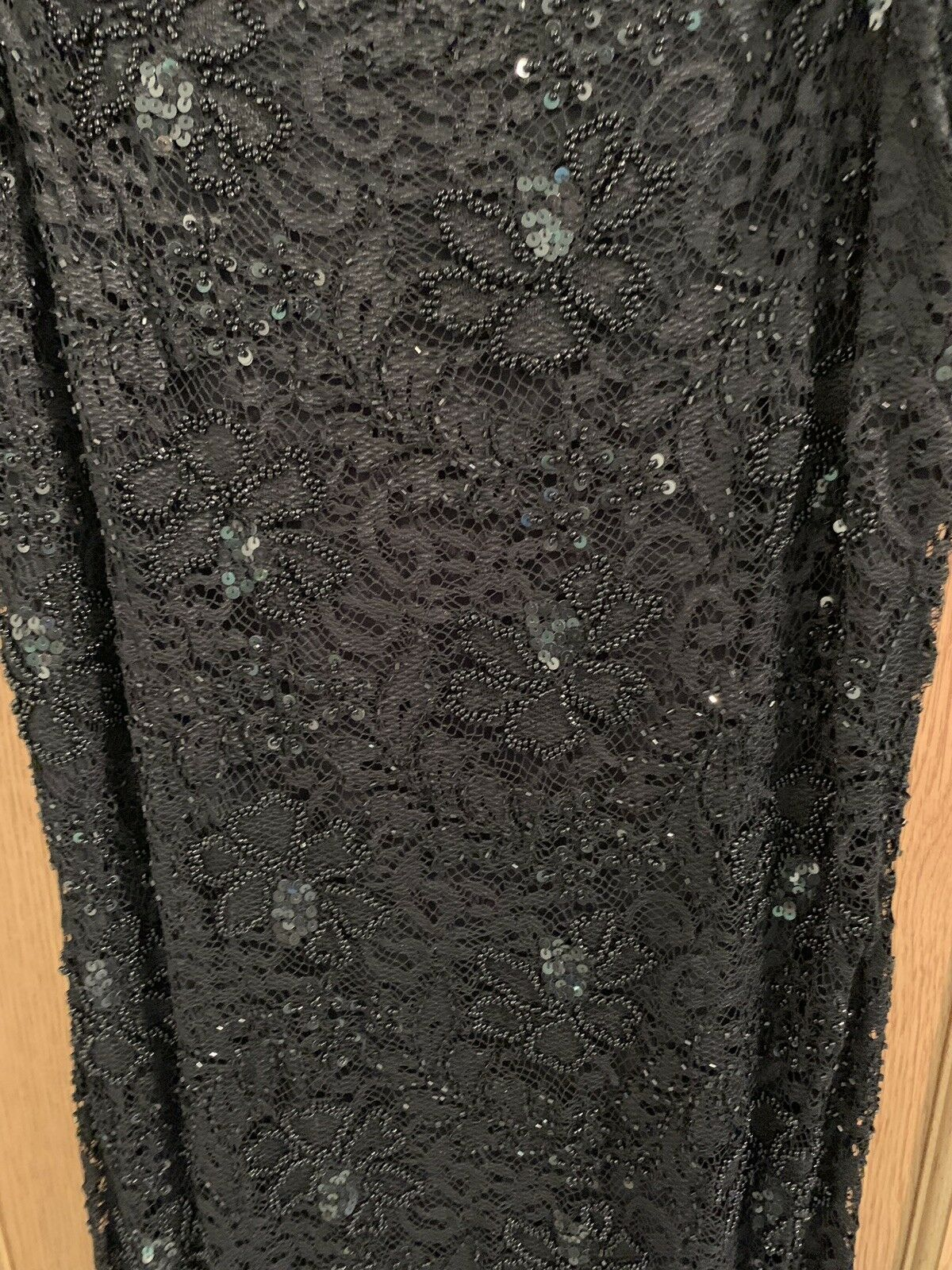 Phase Eight Eight Eight Beaded Dress Size 12 076086