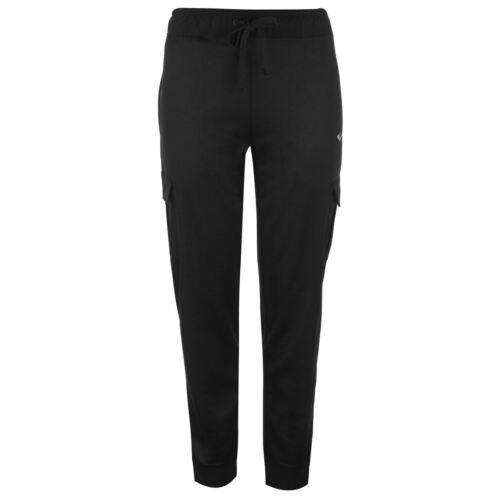 Everlast Urban Jogging Pants Ladies Fleece Bottoms Trousers Lightweight Stamp