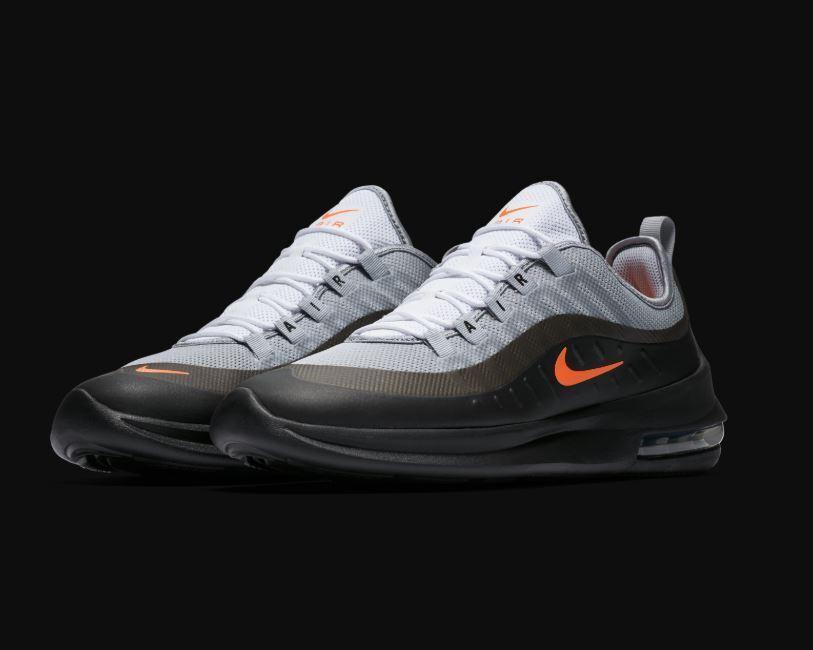 NIB Férfi Nike Air Max tengely futócipő Torch Sequent AA2146 001