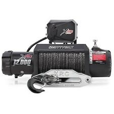 Smittybilt 98412 XRC GEN2 Comp Series 12,000 lb. Waterproof Winch Universal